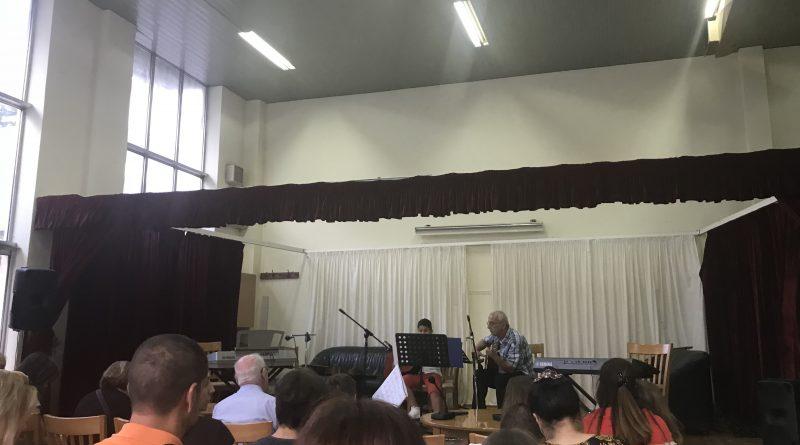 Δελτίο Τύπου απο την Μαθητική Συναυλία της 18.6.2018