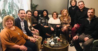 Δελτίο Τύπου απο την κοπή της πίτας της Δημοτικής Επιτροπής Ισότητας των Φύλων (Δ.ΕΠ.ΙΣ) την 21.01.2019